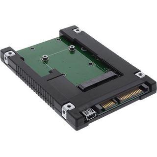 InLine Adapter für mSATA zu SATA (76620B)