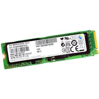 256GB Samsung SM951 AHCI M.2 2280 PCIe 3.0 x4 32Gb/s MLC Toggle (MZHPV256HDGM-00000)