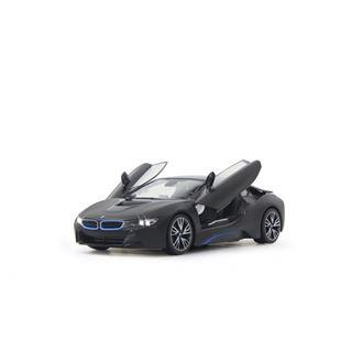Jamara BMW I8 1:14 schwarz Tür fernbed. 27Mhz