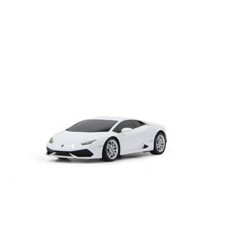 Jamara Lamborghini Huracan 1:14 weiß 27Mhz