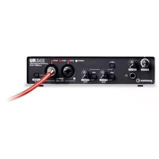 Steinberg UR242 EU USB Audio Interface incl MIDI I/O & iPad
