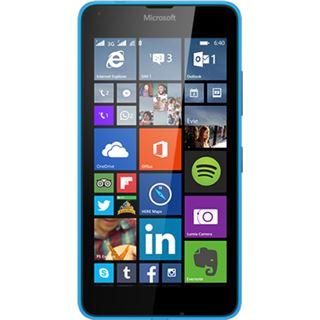 Microsoft Lumia 640 Dual Sim 8 GB blau