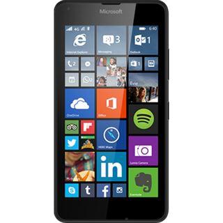Microsoft Lumia 640 3G Dual Sim 8 GB schwarz