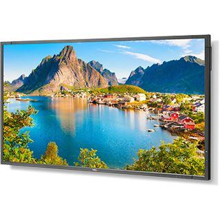 "80"" (203,20cm) NEC E805 schwarz 1920x1080 1xDP / 1xDVI / 2xHDMI 1.3 / 1xVGA"