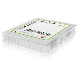"""ICY BOX IB-AC6251 Aufbewahrung für 2,5"""" Festplatten/SSDs (70206)"""
