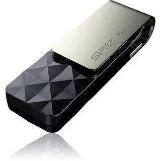16 GB Silicon Power Blaze B30 schwarz USB 3.0