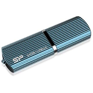 16 GB Silicon Power Marvel M50 blau USB 3.0